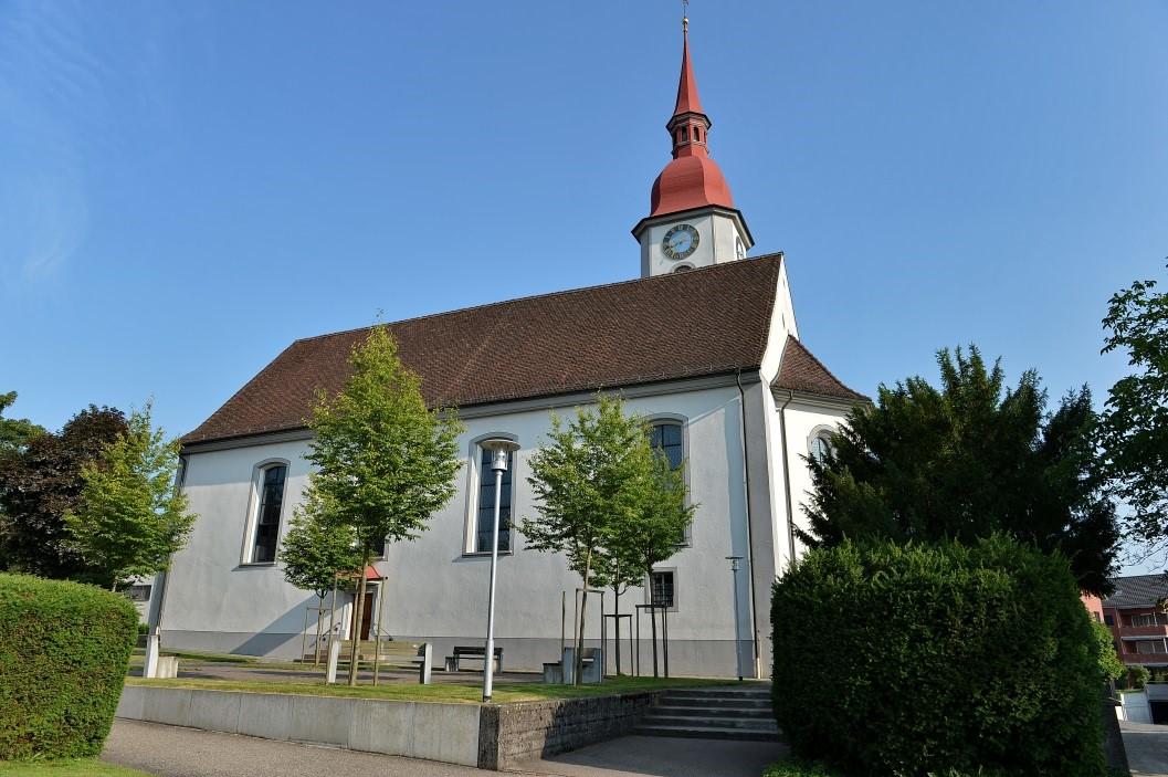 Einladung Kirchgemeindeversammlung Auw