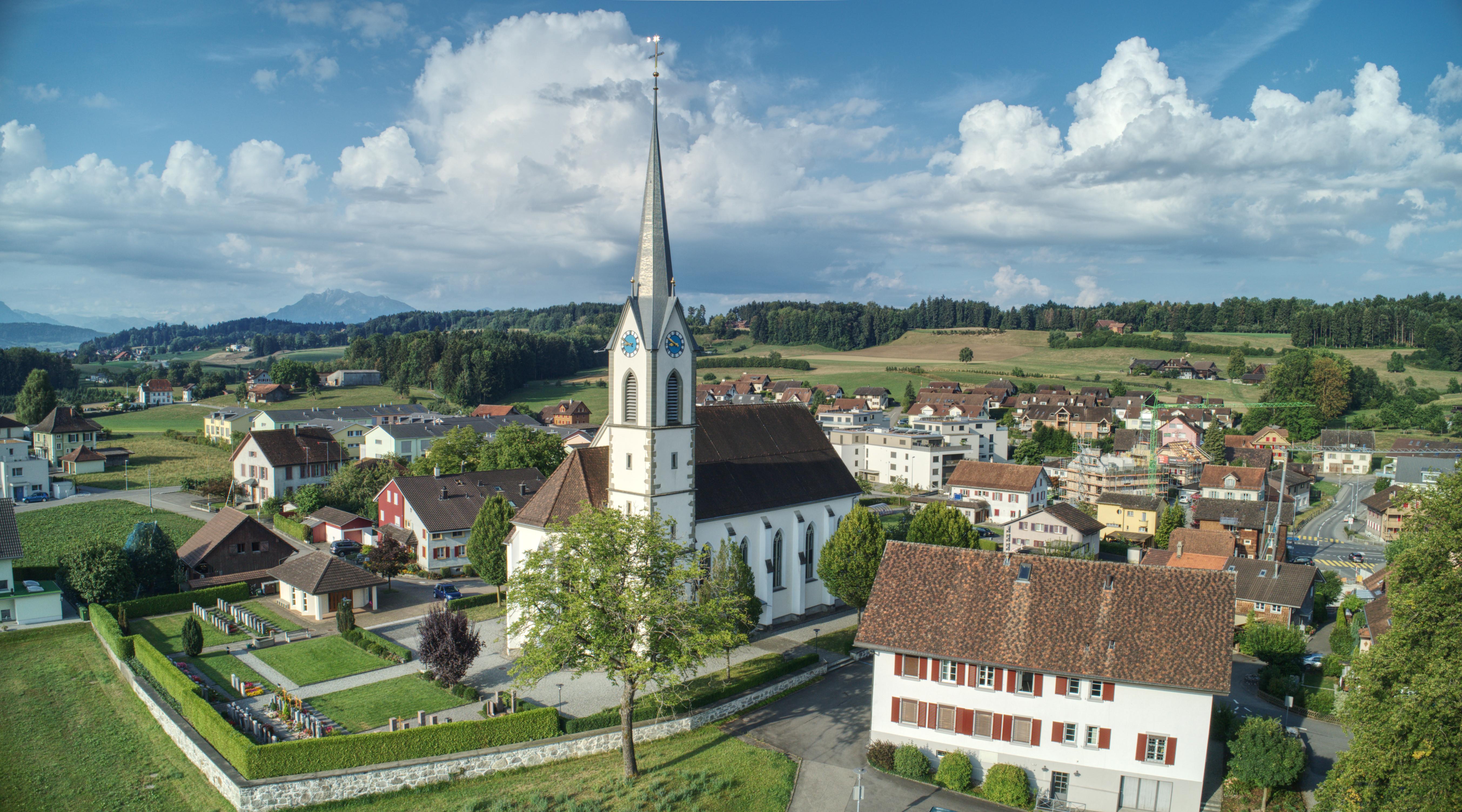 Einladung Kirchgemeindeversammlung Oberrüti