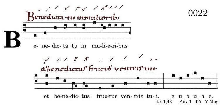 Gregorianische Gesänge zum Mitsingen